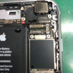 iPhone6s水没修理