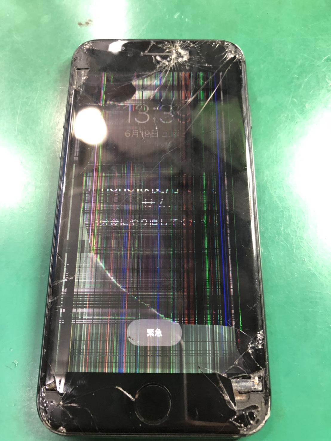 iPhone修理 フレンド北千住